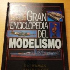 Libri di seconda mano: GRAN ENCICLOPEDIA DEL MODELISMO. DIORAMAS FANTÁSTICOS (NUEVA LENTE). Lote 179112340