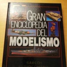 Libri di seconda mano: GRAN ENCICLOPEDIA DEL MODELISMO. BARCOS RADIOCONTROL (NUEVA LENTE). Lote 179112553