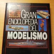 Enciclopedias de segunda mano: GRAN ENCICLOPEDIA DEL MODELISMO. AVIACIÓN: TÉCNICAS BÁSICAS (NUEVA LENTE). Lote 179112971