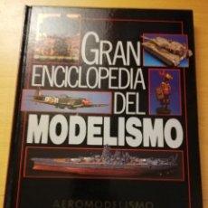 Libri di seconda mano: GRAN ENCICLOPEDIA DEL MODELISMO. AEROMODELISMO (NUEVA LENTE). Lote 179114353