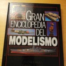 Libri di seconda mano: GRAN ENCICLOPEDIA DEL MODELISMO. DIORAMAS COMPLICADOS (NUEVA LENTE). Lote 179114897