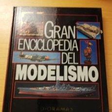 Enciclopedias de segunda mano: GRAN ENCICLOPEDIA DEL MODELISMO. DIORAMAS SENCILLOS (NUEVA LENTE). Lote 179114971