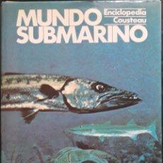 Enciclopedias de segunda mano: MUNDO SUBMARINO N°4 EN FASCICULOS. Lote 179149327
