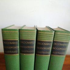 Enciclopedias de segunda mano: DICCIONARIO ENCICLOPEDICO ILUSTRADO. Lote 179156782