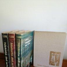 Enciclopedias de segunda mano: HISTORIA DEL ARTE PIJOAN SALVAT. Lote 179161667