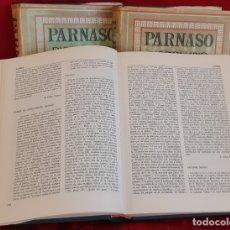 Enciclopedias de segunda mano: PARNASO. DICCIONARIO SOPENA DE LITERATURA. ENVÍO GRATIS. Lote 194395280