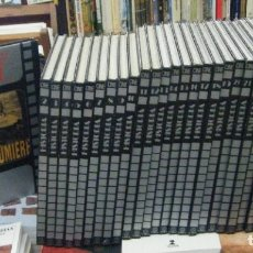 Enciclopedias de segunda mano: HISTORIA UNIVERSAL DEL CINE. 30 TOMOS A-CI-892. Lote 180848862