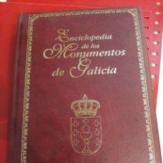 Enciclopedias de segunda mano: AÑO 2000 ENCICLOPEDIA MONUMENTOS DE GALICIA EDITORIAL OSA. Lote 180851331