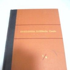 Enciclopedias de segunda mano: ENCICLOPEDIA ILUSTRADA CUMBRE. 2/B. EDITORIAL CUMBRE. MEXICO. 1958. CON MAPAS. VER. Lote 180996405