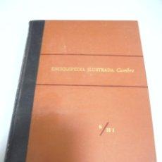 Enciclopedias de segunda mano: ENCICLOPEDIA ILUSTRADA CUMBRE. 6/H-I. EDITORIAL CUMBRE. MEXICO. 1958. CON MAPAS. VER. Lote 180996558