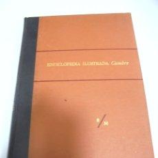 Enciclopedias de segunda mano: ENCICLOPEDIA ILUSTRADA CUMBRE. 8/M. EDITORIAL CUMBRE. MEXICO. 1958. CON MAPAS. VER. Lote 180998038
