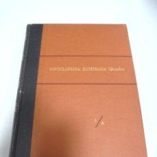 Enciclopedias de segunda mano: ENCICLOPEDIA ILUSTRADA CUMBRE. 1/A. EDITORIAL CUMBRE. MEXICO. 1958. CON MAPAS. VER. Lote 180998122