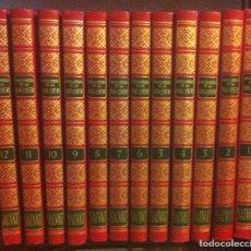 Enciclopedias de segunda mano: ENCICLOPEDIA SALVAT DE LA MUJER Y LA FAMILIA - 12 TOMOS SALVAT S.A DE EDICIONES 1970. Lote 181471070