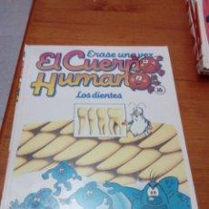 Livres d'occasion: ERASE UNA VEZ... EL CUERPO HUMANO VOL. 16. NUEVO PRECINTADO. EST5B1. Lote 181993477