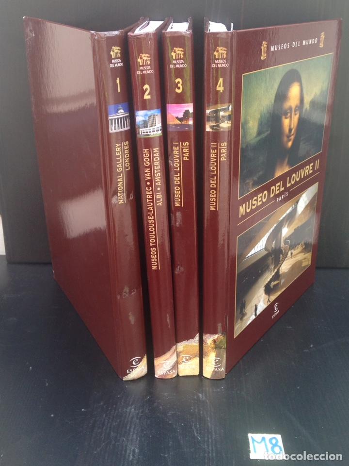 MUSEOS DEL MUNDO (Libros de Segunda Mano - Enciclopedias)