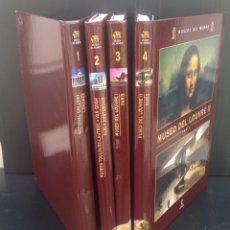 Enciclopedias de segunda mano: MUSEOS DEL MUNDO. Lote 182047180
