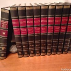Enciclopedias de segunda mano: ENCICLOPEDIA PLAZA & JANES, 10 VOLUMENES MAS DECENNIUM , AÑOS 80, PUBLICADA EN 1986. Lote 182209856