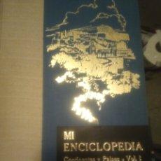 Enciclopedias de segunda mano: MI ENCICLOPEDIA.CONTINENTES Y PAÍSES VOY.L.PRIMERA EDICIÓN EN ESPAÑOL. Lote 182385887