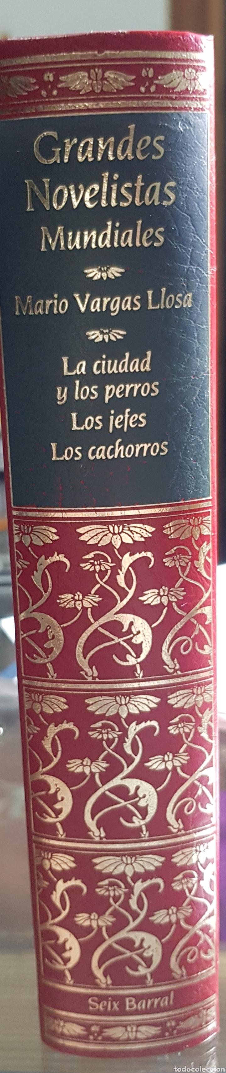 Enciclopedias de segunda mano: Primera Edición Especial para planeta. Grandes Novelistas Mundiales - Foto 3 - 182430131