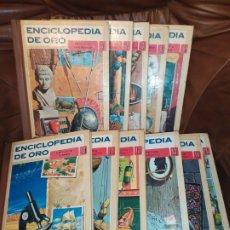 Enciclopedias de segunda mano: ENCICLOPEDIA DE ORO BERTHA MORRIS PARKER 1972/1973 NOVARO DUHART COUTO. Lote 182549035