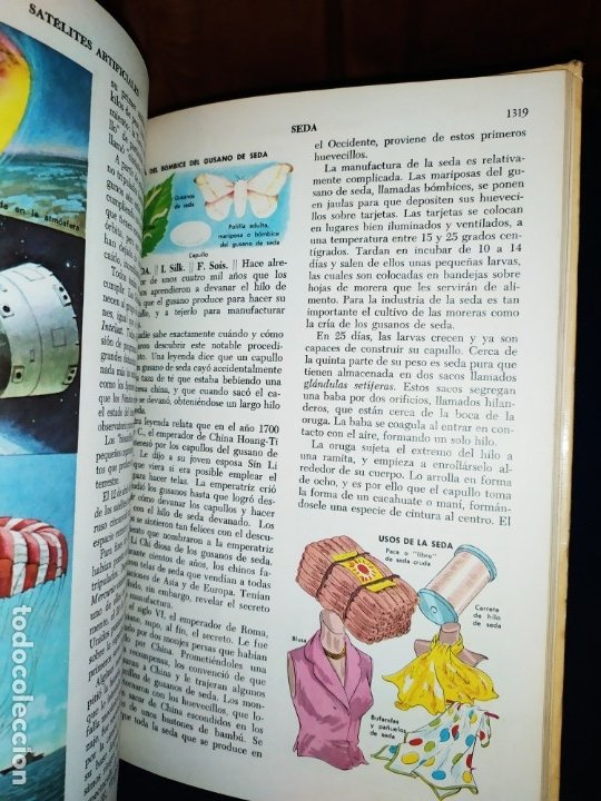 Enciclopedias de segunda mano: ENCICLOPEDIA DE ORO BERTHA MORRIS PARKER 1972/1973 NOVARO DUHART COUTO - Foto 3 - 182549035