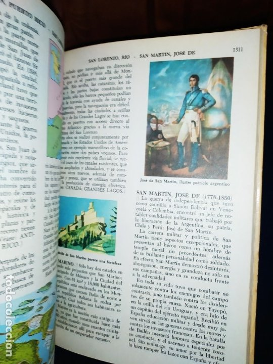 Enciclopedias de segunda mano: ENCICLOPEDIA DE ORO BERTHA MORRIS PARKER 1972/1973 NOVARO DUHART COUTO - Foto 8 - 182549035