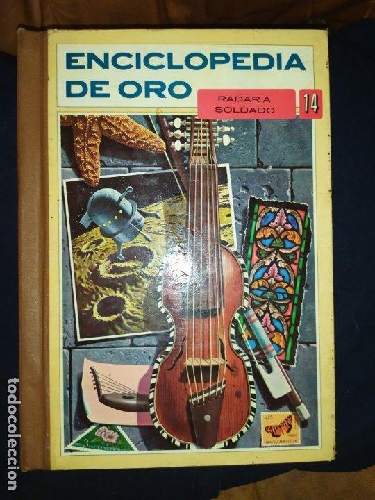 Enciclopedias de segunda mano: ENCICLOPEDIA DE ORO BERTHA MORRIS PARKER 1972/1973 NOVARO DUHART COUTO - Foto 11 - 182549035