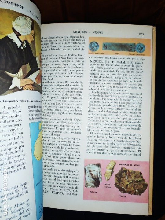 Enciclopedias de segunda mano: ENCICLOPEDIA DE ORO BERTHA MORRIS PARKER 1972/1973 NOVARO DUHART COUTO - Foto 15 - 182549035