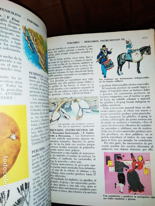 Enciclopedias de segunda mano: ENCICLOPEDIA DE ORO BERTHA MORRIS PARKER 1972/1973 NOVARO DUHART COUTO - Foto 20 - 182549035