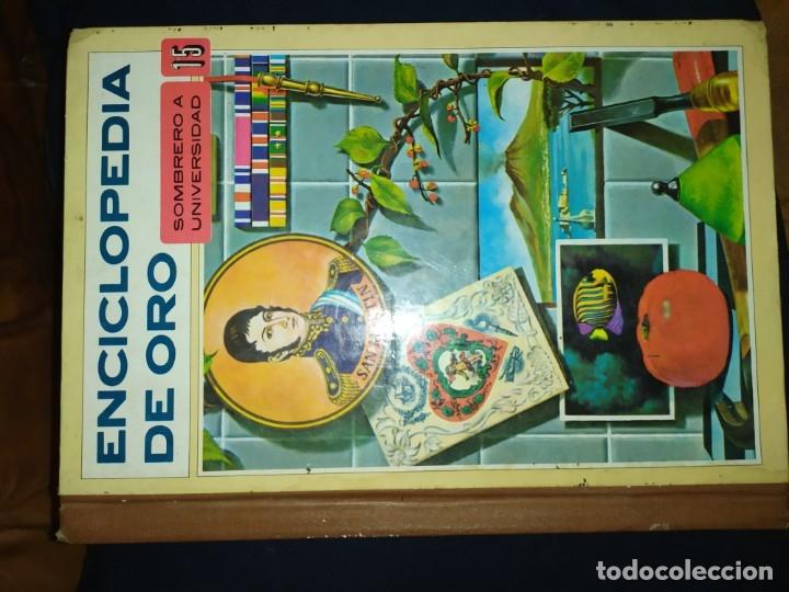 Enciclopedias de segunda mano: ENCICLOPEDIA DE ORO BERTHA MORRIS PARKER 1972/1973 NOVARO DUHART COUTO - Foto 26 - 182549035