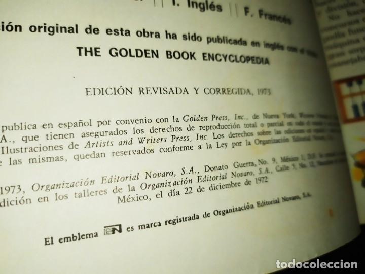 Enciclopedias de segunda mano: ENCICLOPEDIA DE ORO BERTHA MORRIS PARKER 1972/1973 NOVARO DUHART COUTO - Foto 34 - 182549035