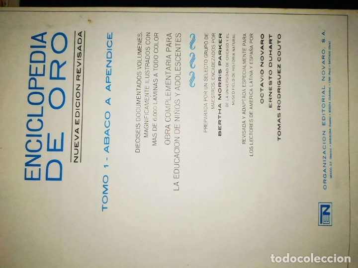 Enciclopedias de segunda mano: ENCICLOPEDIA DE ORO BERTHA MORRIS PARKER 1972/1973 NOVARO DUHART COUTO - Foto 36 - 182549035