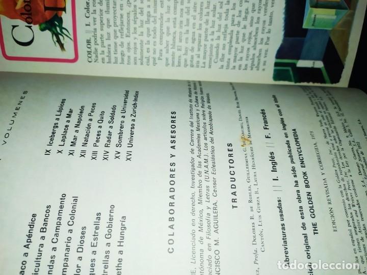 Enciclopedias de segunda mano: ENCICLOPEDIA DE ORO BERTHA MORRIS PARKER 1972/1973 NOVARO DUHART COUTO - Foto 46 - 182549035