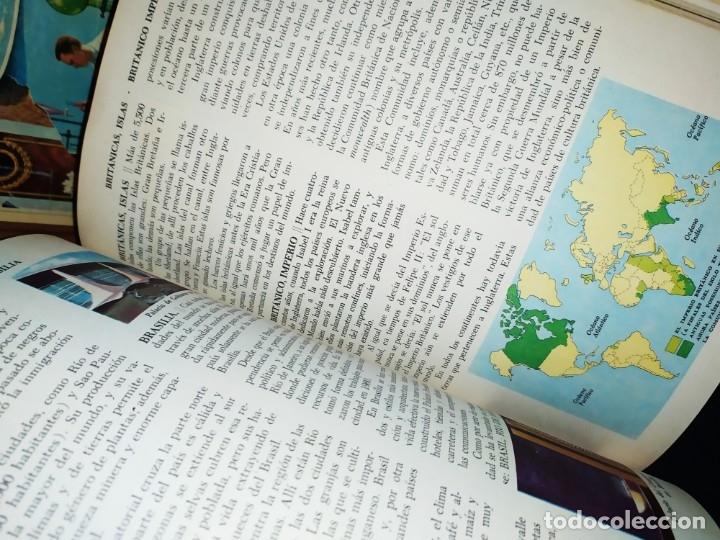 Enciclopedias de segunda mano: ENCICLOPEDIA DE ORO BERTHA MORRIS PARKER 1972/1973 NOVARO DUHART COUTO - Foto 55 - 182549035