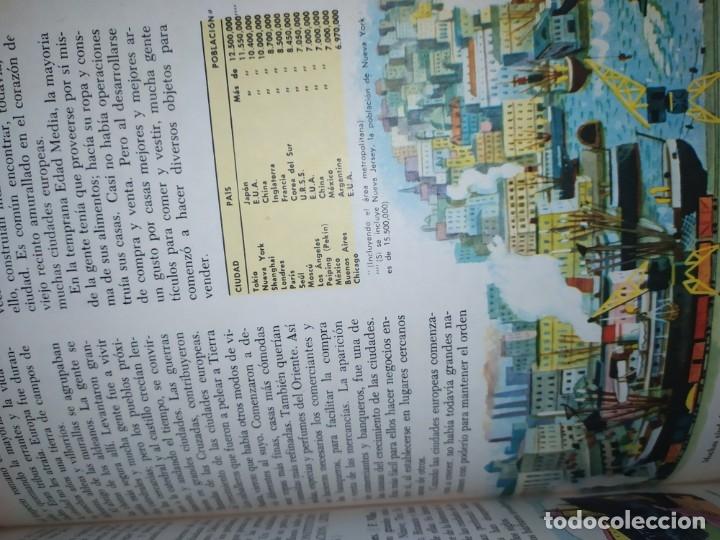Enciclopedias de segunda mano: ENCICLOPEDIA DE ORO BERTHA MORRIS PARKER 1972/1973 NOVARO DUHART COUTO - Foto 57 - 182549035
