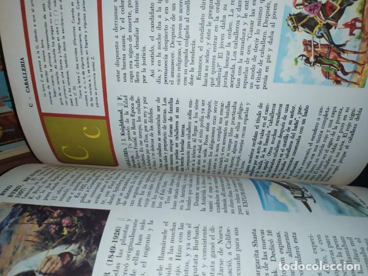Enciclopedias de segunda mano: ENCICLOPEDIA DE ORO BERTHA MORRIS PARKER 1972/1973 NOVARO DUHART COUTO - Foto 65 - 182549035