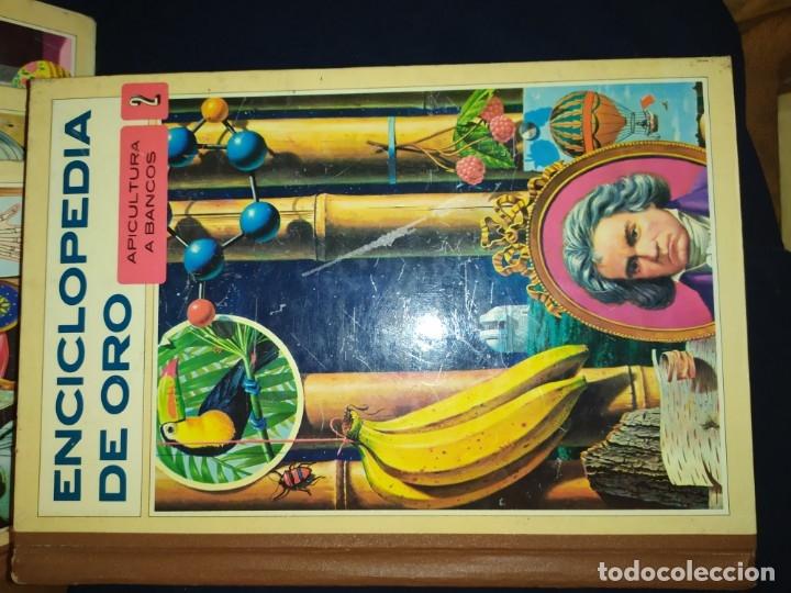 Enciclopedias de segunda mano: ENCICLOPEDIA DE ORO BERTHA MORRIS PARKER 1972/1973 NOVARO DUHART COUTO - Foto 78 - 182549035