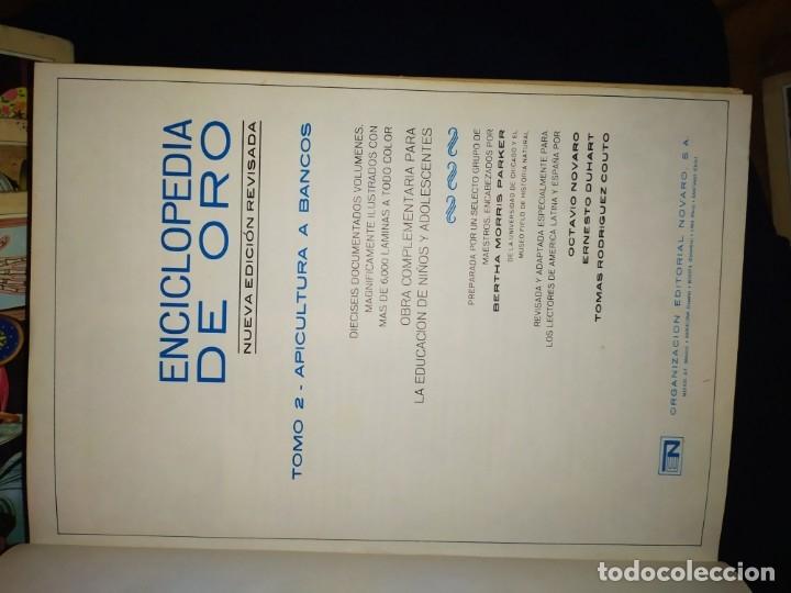 Enciclopedias de segunda mano: ENCICLOPEDIA DE ORO BERTHA MORRIS PARKER 1972/1973 NOVARO DUHART COUTO - Foto 79 - 182549035