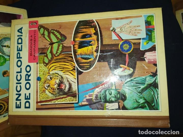 Enciclopedias de segunda mano: ENCICLOPEDIA DE ORO BERTHA MORRIS PARKER 1972/1973 NOVARO DUHART COUTO - Foto 80 - 182549035