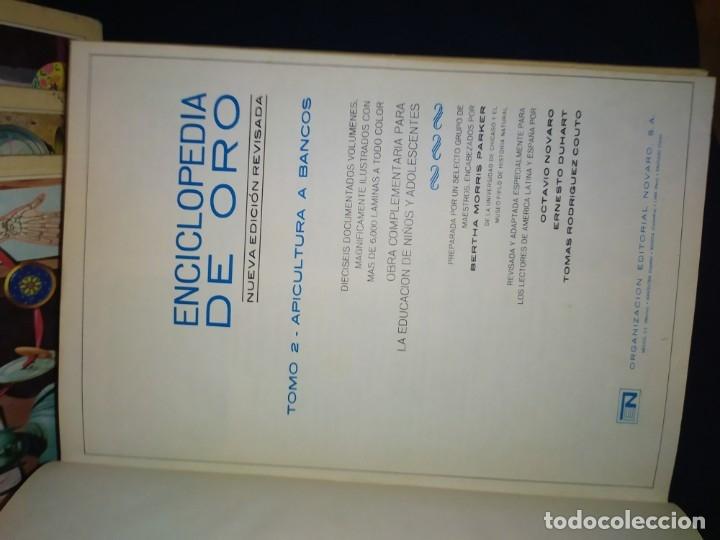 Enciclopedias de segunda mano: ENCICLOPEDIA DE ORO BERTHA MORRIS PARKER 1972/1973 NOVARO DUHART COUTO - Foto 82 - 182549035