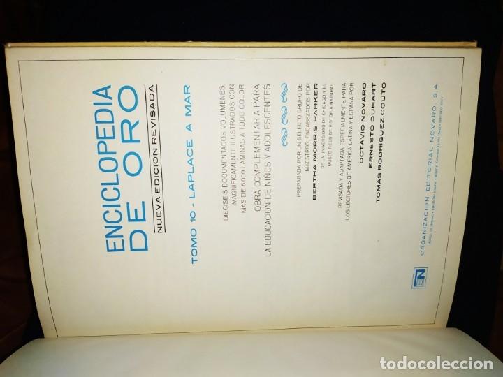 Enciclopedias de segunda mano: ENCICLOPEDIA DE ORO BERTHA MORRIS PARKER 1972/1973 NOVARO DUHART COUTO - Foto 84 - 182549035