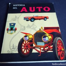 Enciclopedias de segunda mano: HISTORIA DEL AUTO. VERGARA 1963. Lote 182893468