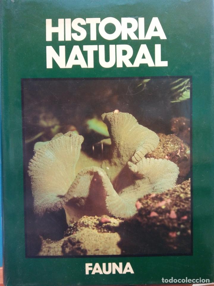 HISTORIA NATURAL. FAUNA. ANIMALES ACUÁTICOS. JOSEFA ALONSO. CLUB INTERNACIONAL DEL LIBRO (Libros de Segunda Mano - Enciclopedias)