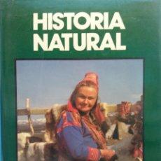 Enciclopedias de segunda mano: HISTORIA NATURAL. RAZAS. RAZAS HUMANAS EUROPA. MARÍA DEL CARMEN ESBRÍ. CLUB INTERNACIONAL DEL LIBRO. Lote 182969483