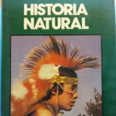 Enciclopedias de segunda mano: HISTORIA NATURAL. RAZAS. OCEANÍA. AMÉRICA. MARÍA DEL CARMEN ESBRÍ. CLUB INTERNACIONAL DEL LIBRO. Lote 182969645