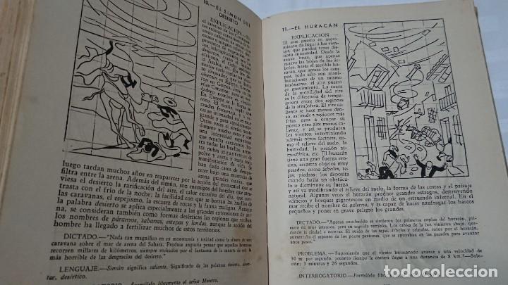 Enciclopedias de segunda mano: ENCICLOPEDIA ESCOLAR EN DIBUJOS GRADO ELEMENTAL, MEDIO Y SUPERIOR - Foto 9 - 183517355