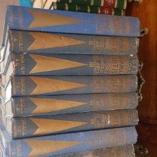 Enciclopedias de segunda mano: SUMMA ARTIS. TOMOS DEL I AL X. PIJOAN.. Lote 183663461