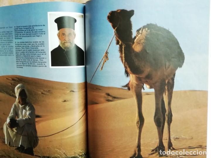 Enciclopedias de segunda mano: ENCICLOPEDIA PLANETA DE LA FOTOGRAFÍA. TOMOS 2,3,4 y 6. FOTOS GRAN FORMATO. - Foto 8 - 184770100