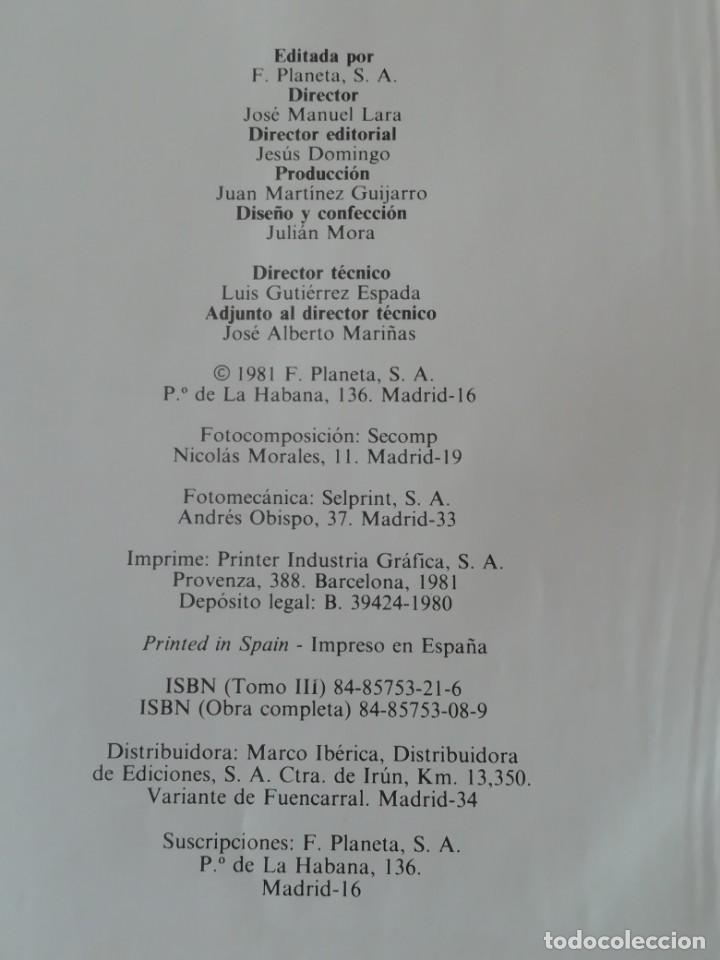 Enciclopedias de segunda mano: ENCICLOPEDIA PLANETA DE LA FOTOGRAFÍA. TOMOS 2,3,4 y 6. FOTOS GRAN FORMATO. - Foto 9 - 184770100