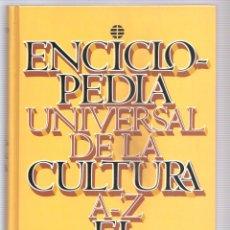 Enciclopedias de segunda mano: 75. ENCICLOPEDIA UNIVERSAL DE LA CULTURA. Lote 186100362
